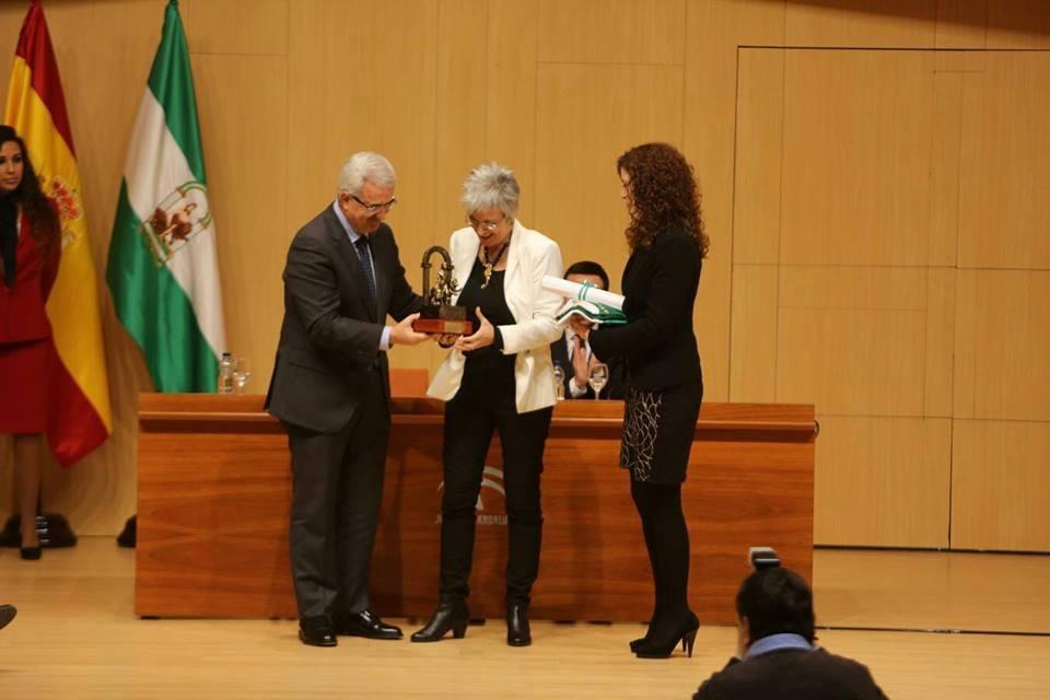 Oliva Acosta, premio