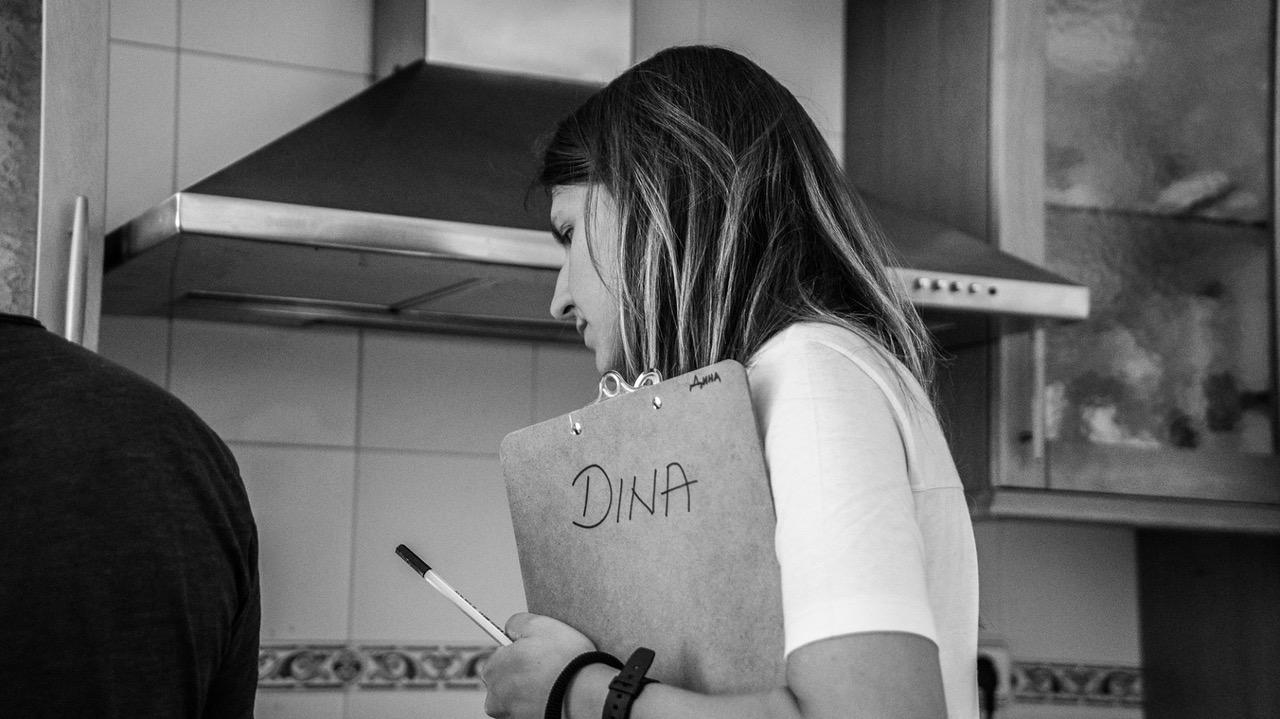 Dina Harovic Rodaje
