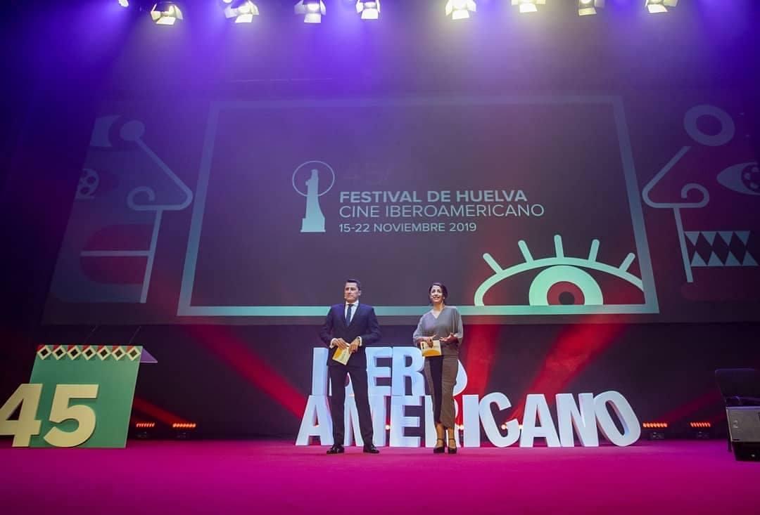 Concha Ortiz Inauguración Huelva
