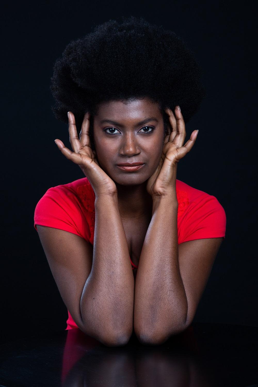 Kenia Mestre Retrato